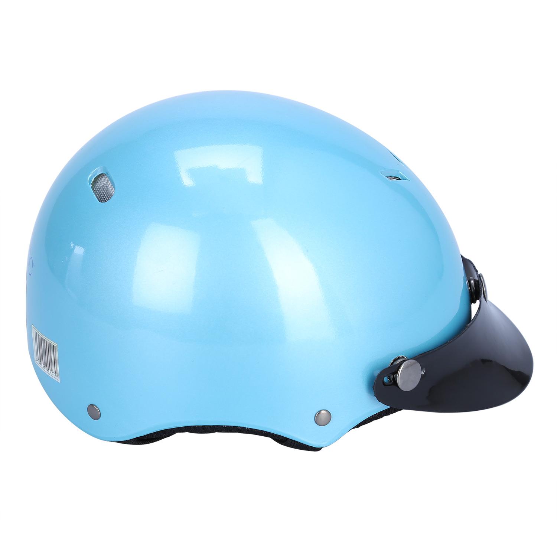 Mũ Bảo Hiểm 1/2 Đầu Protec Kitty KMW (Size M)