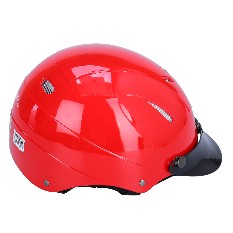 Mũ Bảo Hiểm 1/2 Đầu Protec Disco Không Kính DLW (Size L)