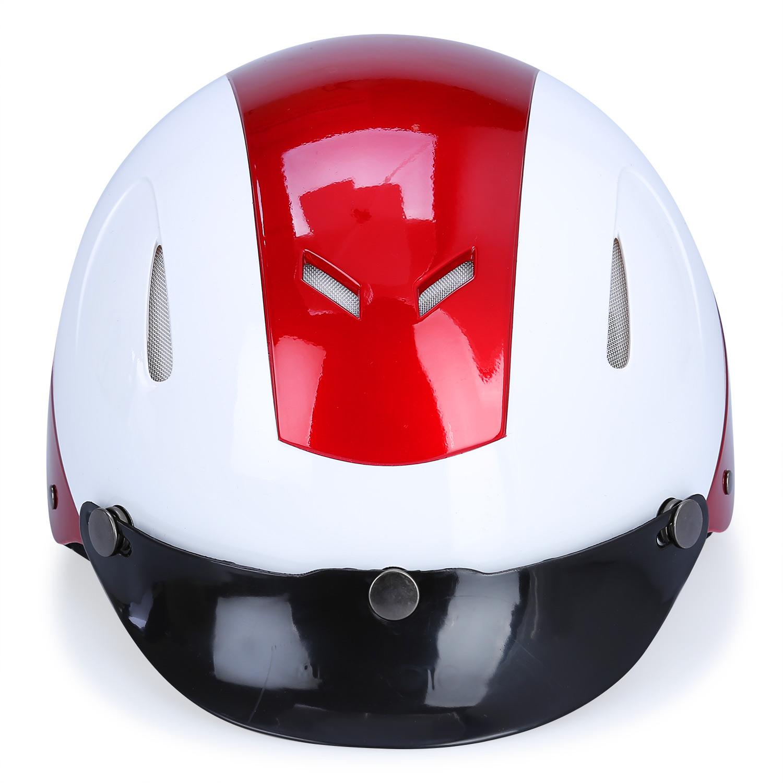 Mũ Bảo Hiểm 1/2 Đầu Protec Disco Không Kính DLWF (Size L)