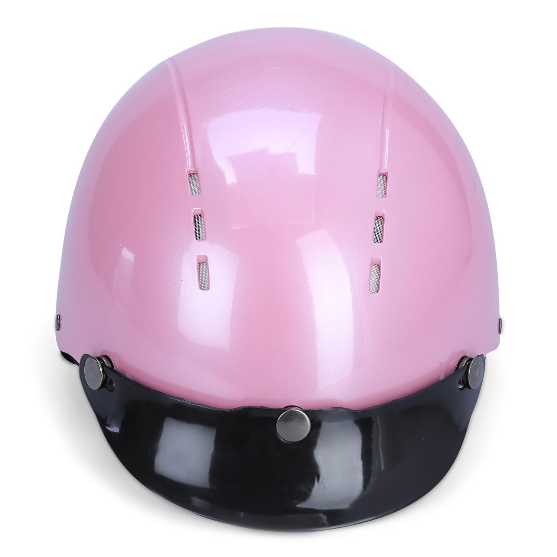 Mũ Bảo Hiểm 1/2 Đầu Protec Arizona Không Kính ALW (Size L)