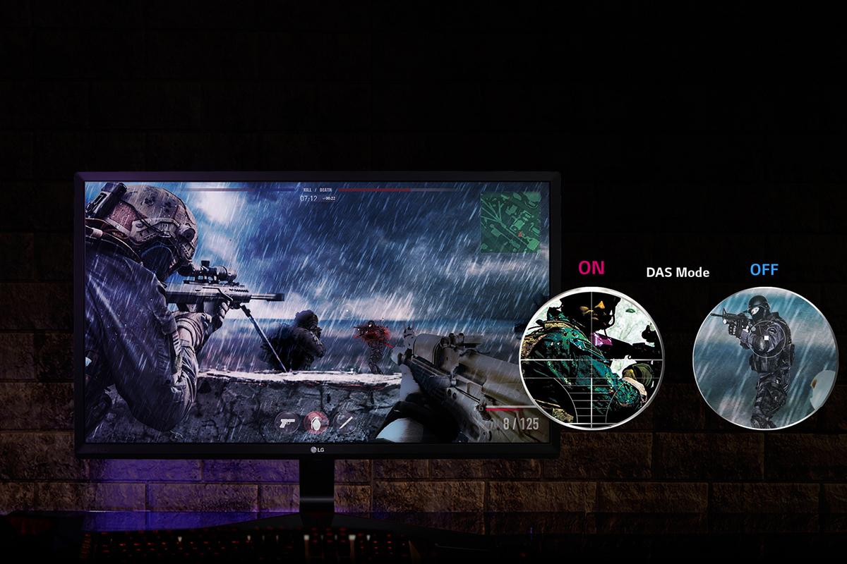 Màn Hình Máy Tính Gaming LG 24MP59G-P 24 Inch FULL HD - Hàng Chính Hãng