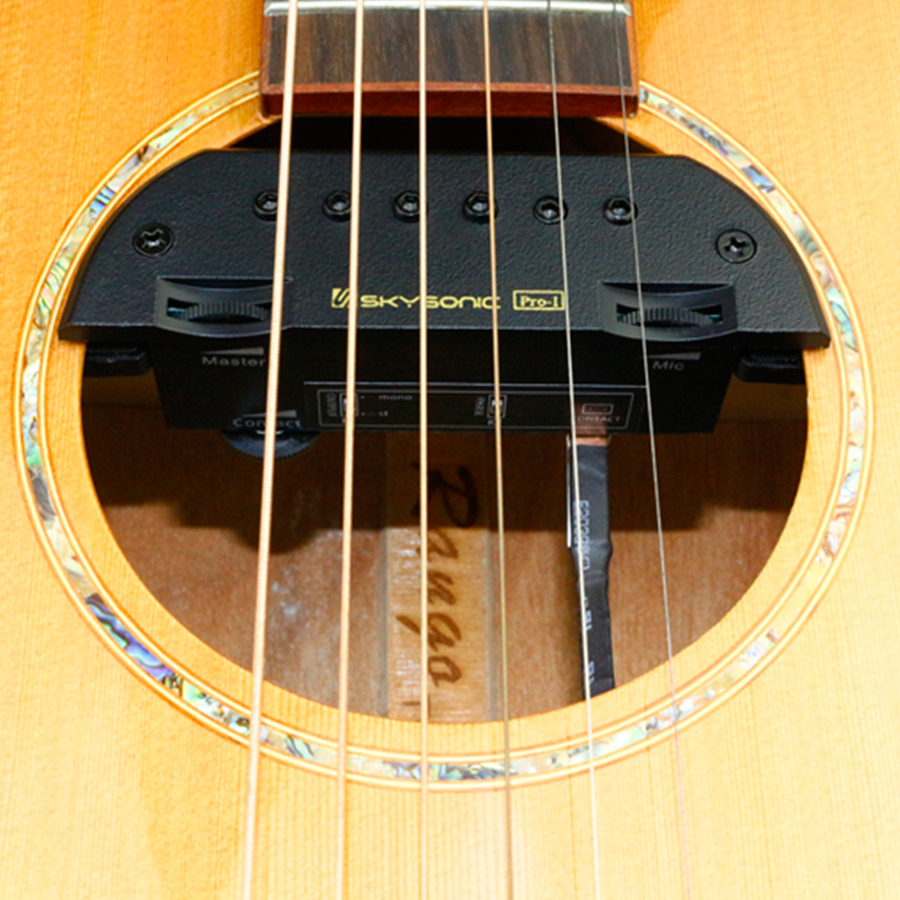 Bộ Thu Âm Acoustic Guitar Pickup Skysonic PRO-1