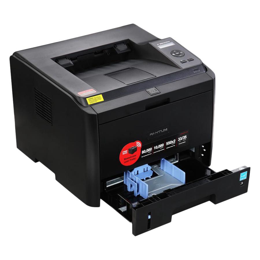 Máy In Laser Đơn Sắc PANTUM P3500DN - Hàng Chính Hãng