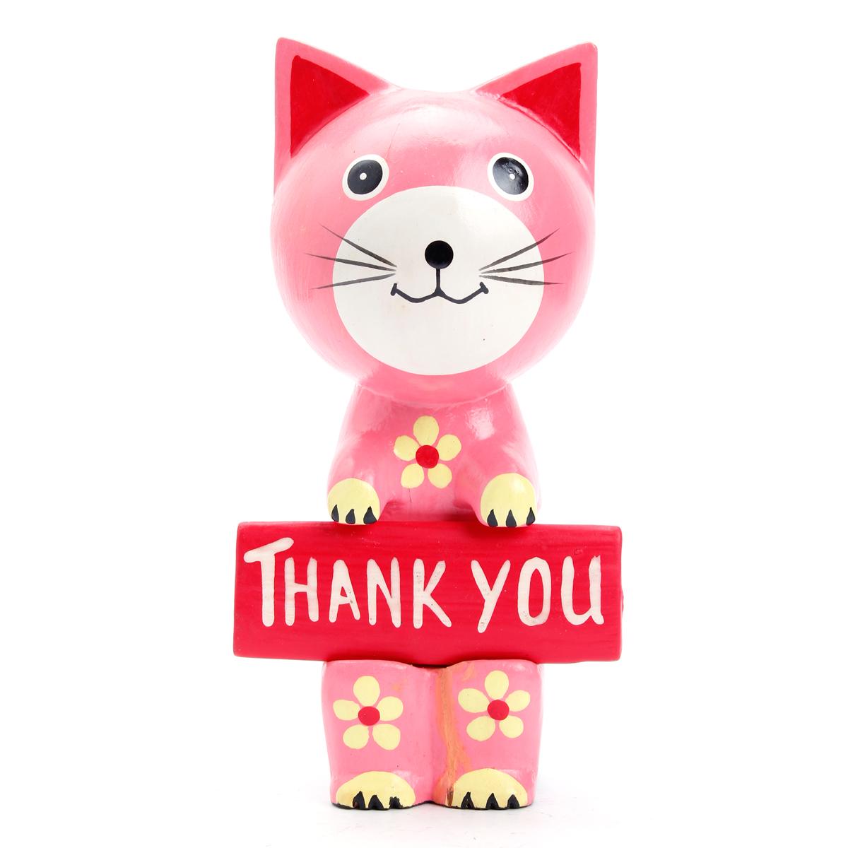 Mèo Welcome/Thank You