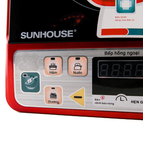 Bếp Hồng Ngoại Sunhouse SHD6003 - Hàng chính hãng