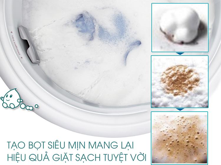 Máy Giặt Cửa Trên Panasonic NA-F135V5SRV (13.5Kg) - Bạc