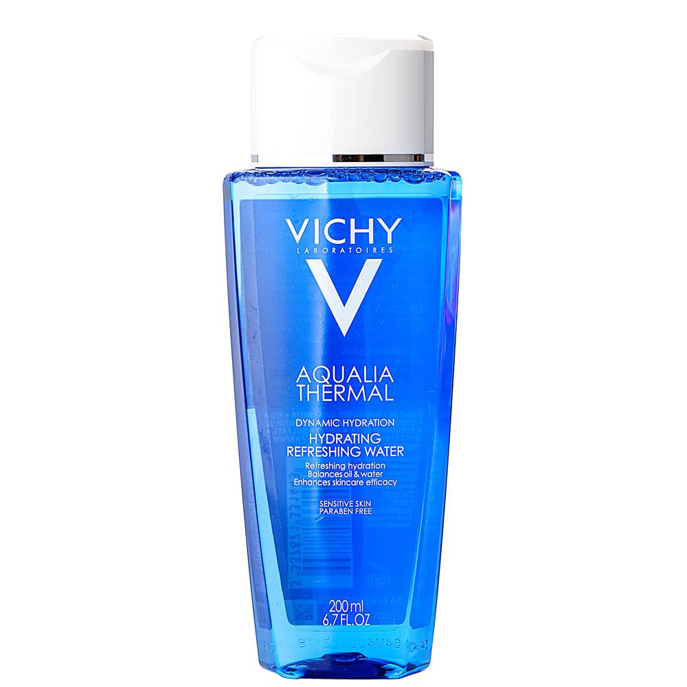 Nước Hoa Hồng Làm Săn Da, Loại Bỏ Độc Tố Vichy Aqualia Thermal Hydrating Refreshing Water (200ml) - 100749928