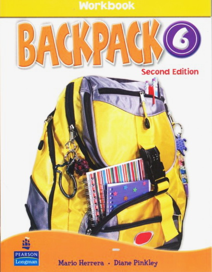 Backpack Second Edition 6: Workbook With Audio CD