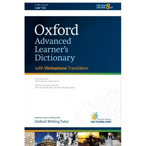 Oxford Advanced Learner's Dictionary (With Vietnamese Translation) - Hardback