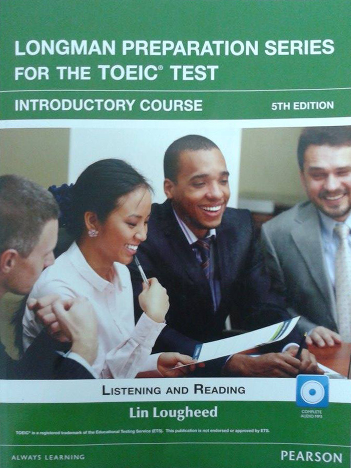 Longman Preparation TOEIC (5 Ed.) VN Intro: Student Book 9780132861519
