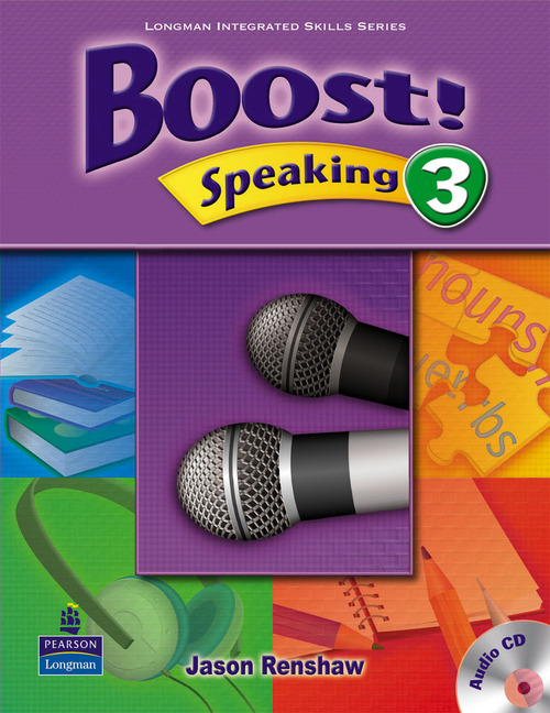 Boost! Speaking Level 3