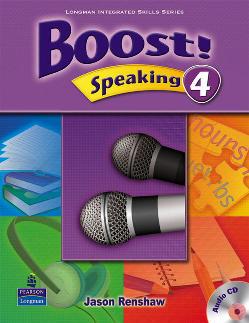 Boost! Speaking Level 4