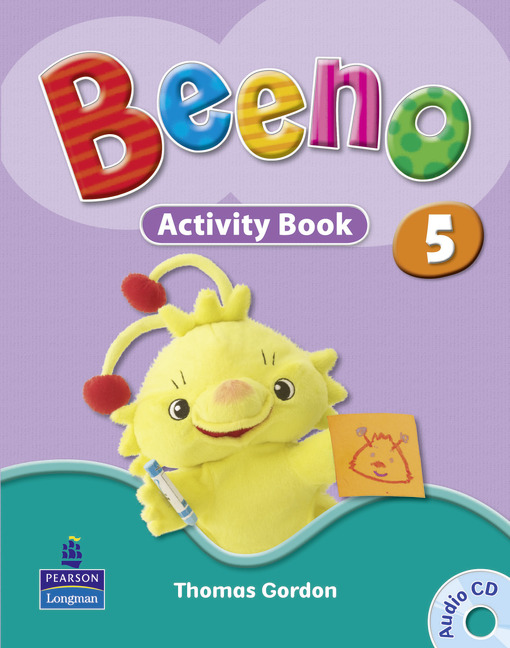 Beeno Activity Book (Level 5)