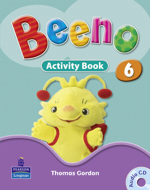 Beeno Activity Book (Level 6)