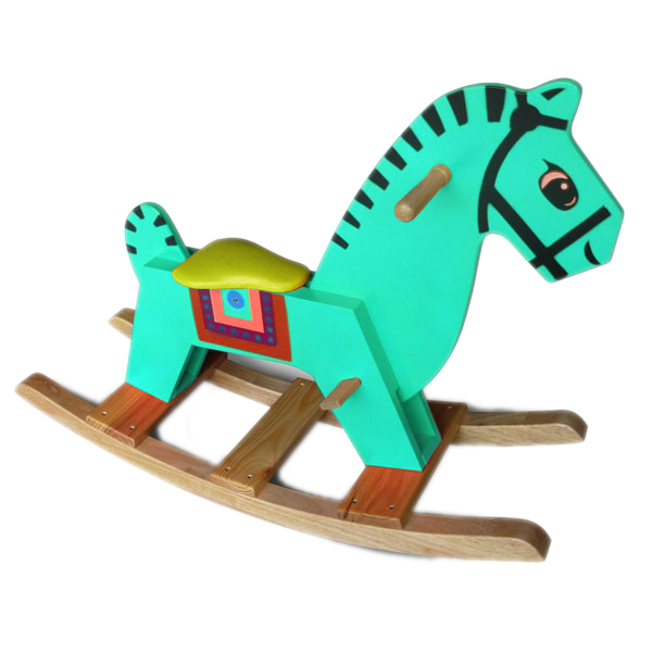 Đồ Chơi Gỗ Ngựa Bập Bênh Vietoys VTU3-0019