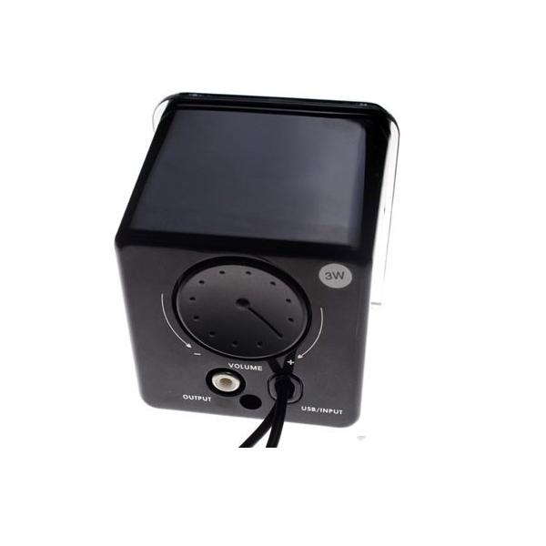 Loa Vi Tính SoundMax A-120/2.0 6W - Hàng Chính Hãng