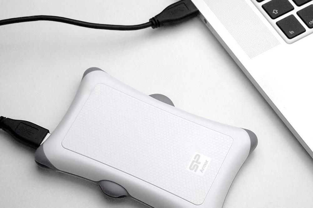 HDD Box Silicon Power 2.5 USB 3.0 - SP000HSPHDA30S3W