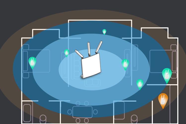 Tenda A9 - Bộ Mở Rộng Sóng Wifi Chuẩn N Tốc Độ 300Mbps