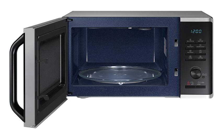 Lò Vi Sóng Có Nướng Samsung MG23K3575AS/SV - 23L
