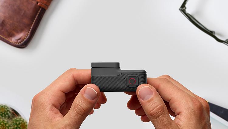 Action Camera GOPRO HERO 5 Black (Chính Hãng)