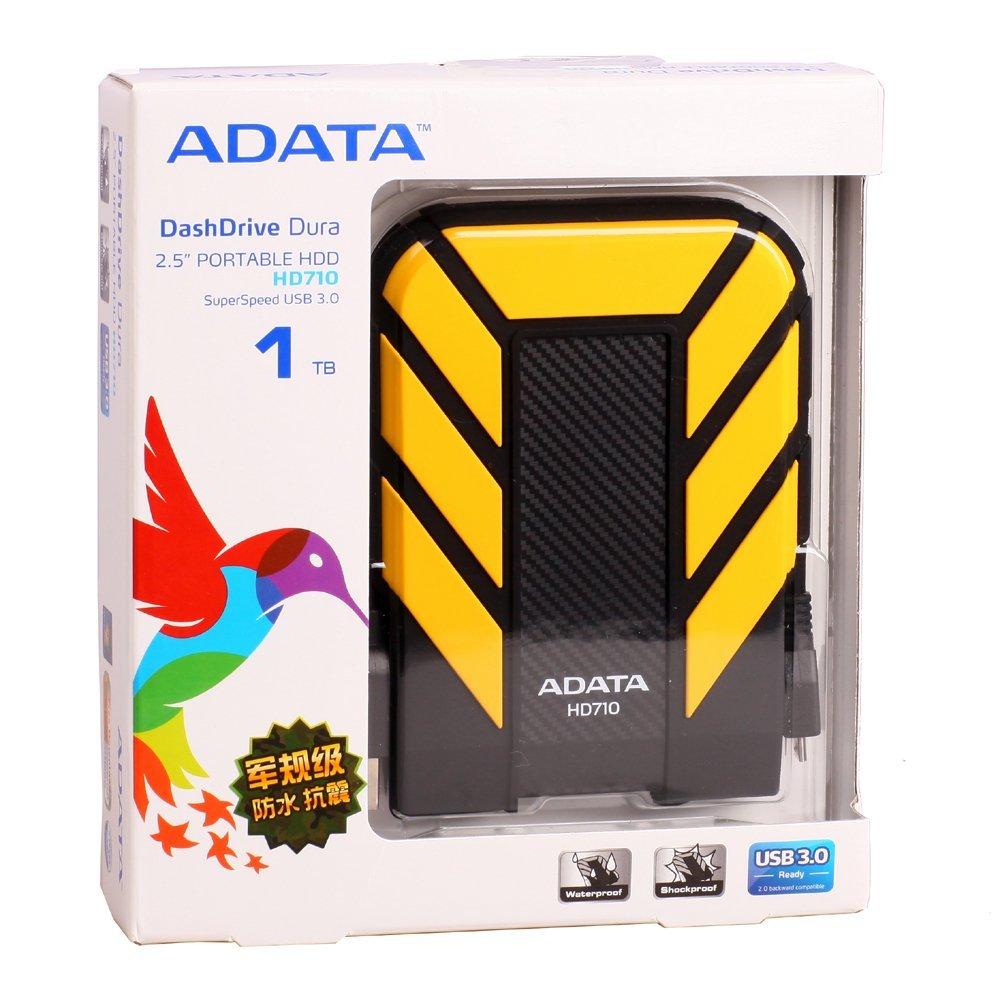 Ổ Cứng Di Động Adata HD710 USB 3.0 (500GB/1TB) - Hàng chính hãng