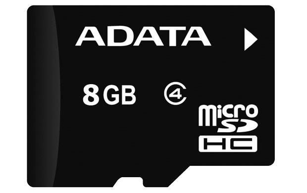 Thẻ nhớ Adata MicroSD 8GB class 4