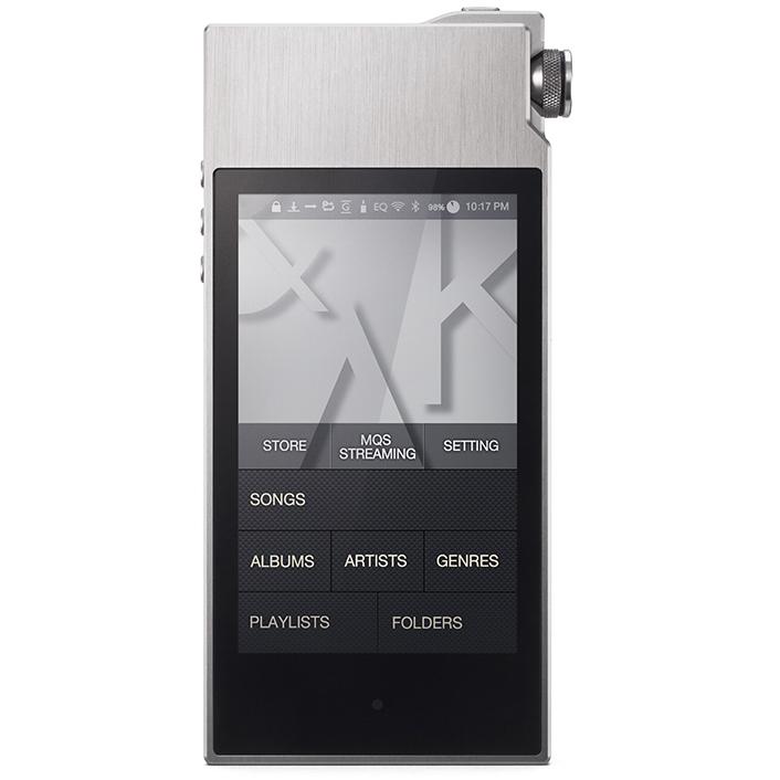 Máy Nghe Nhạc Astell&Kern AK120 II 128GB - Hàng Chính Hãng