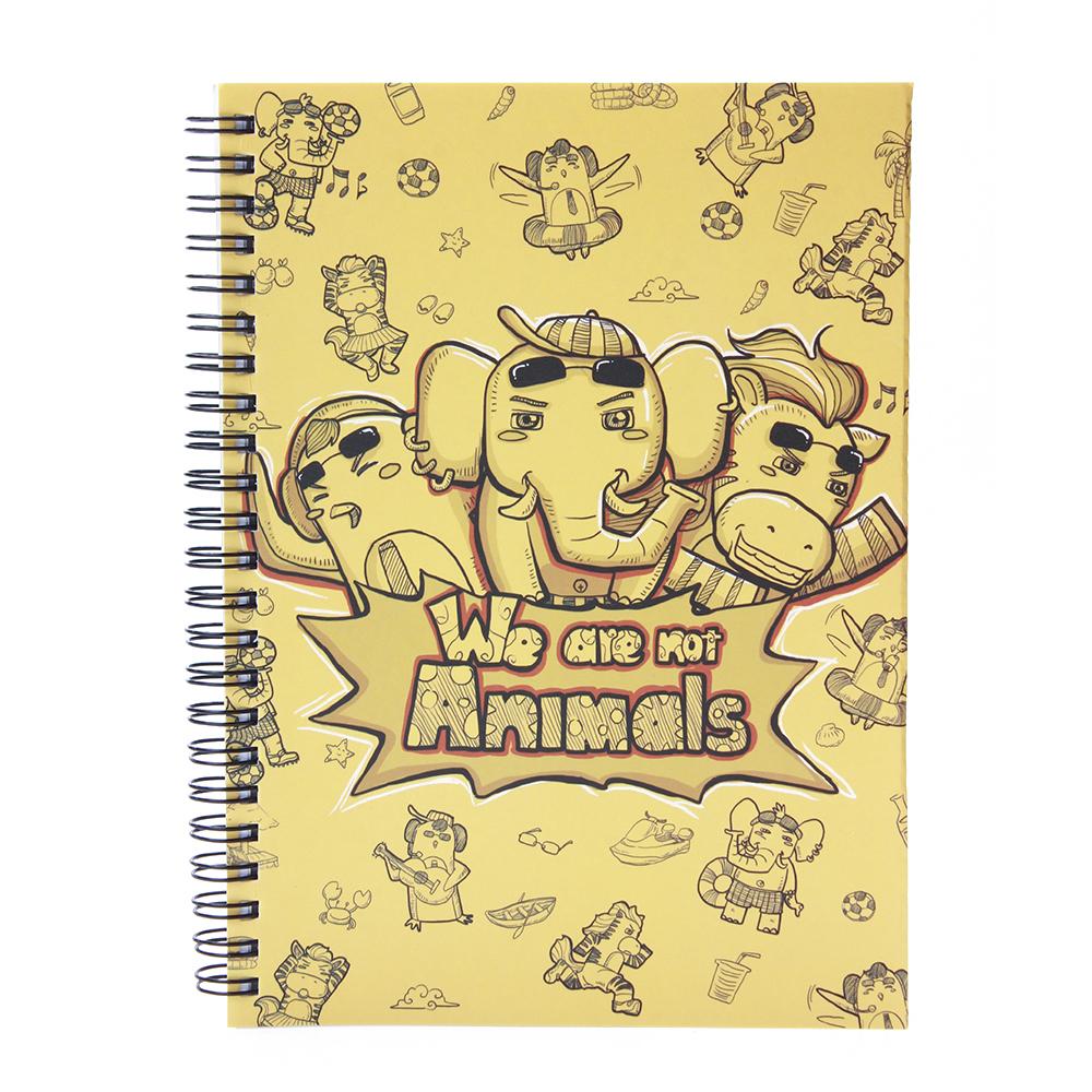 Sổ Tay Animal Fun M