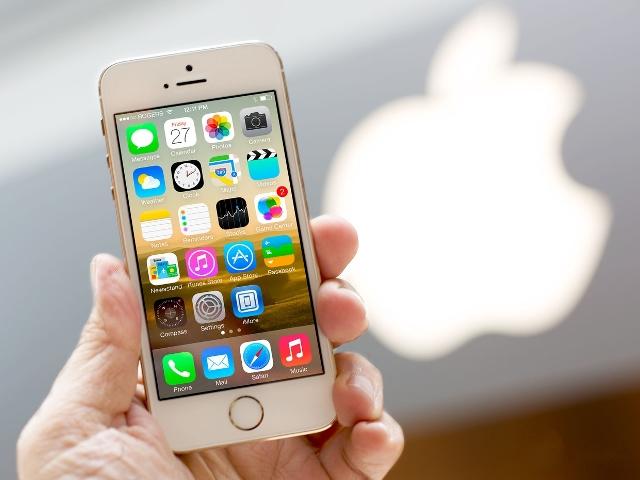 iPhone 5S màn hình IPS 4 inchs