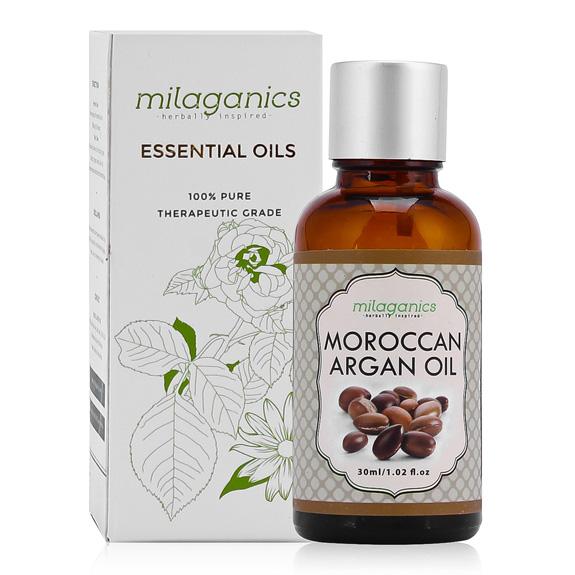 Tinh Dầu Argan Milaganics (30ml)