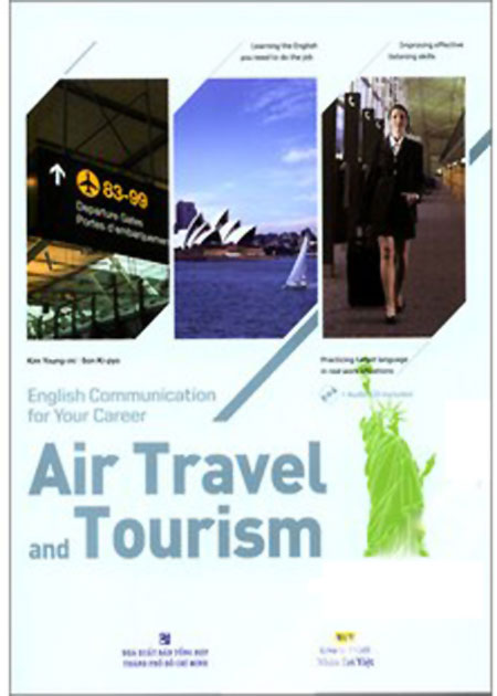 English Communication For Your Career - Air Travel And Tourism - 3397458258457,62_7071935,136000,tiki.vn,English-Communication-For-Your-Career-Air-Travel-And-Tourism-62_7071935,English Communication For Your Career - Air Travel And Tourism
