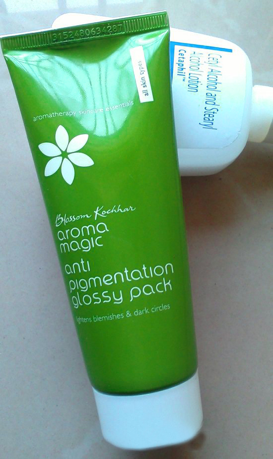 Mặt Nạ Sáng Da Anti Pigmentation Glossy Pack Aroma Magic (100gr)
