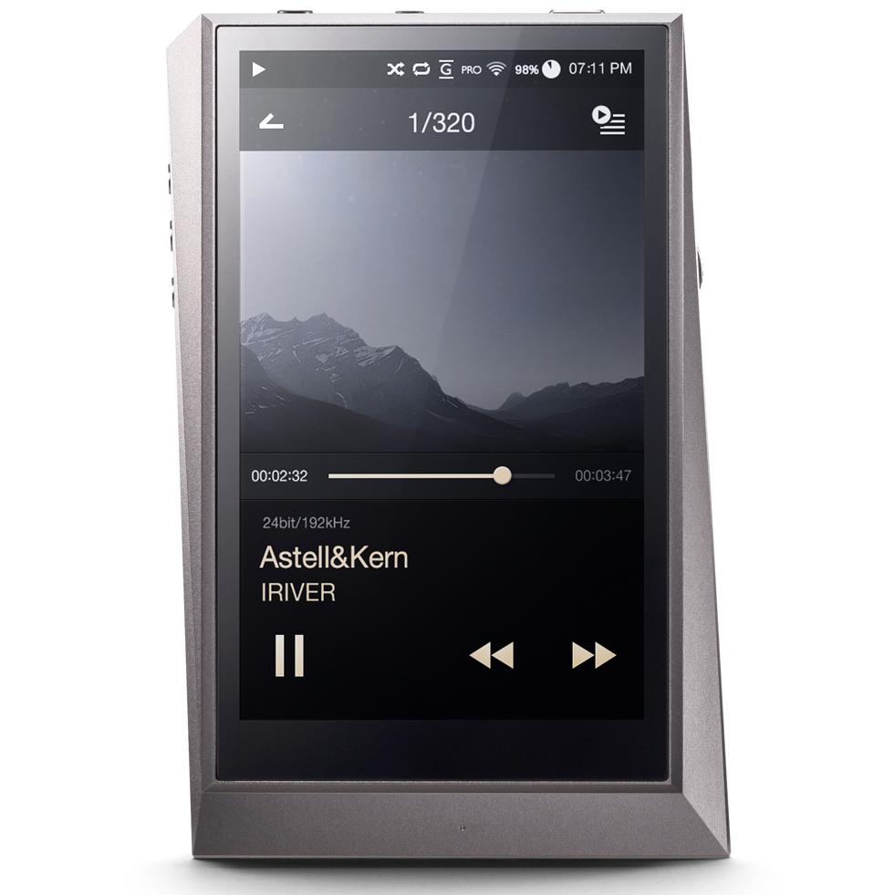 Máy Nghe Nhạc Astell&Kern AK320 128GB Xám - Hàng Chính Hãng