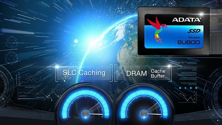 Ổ Cứng SSD ADATA ASU800 128GB