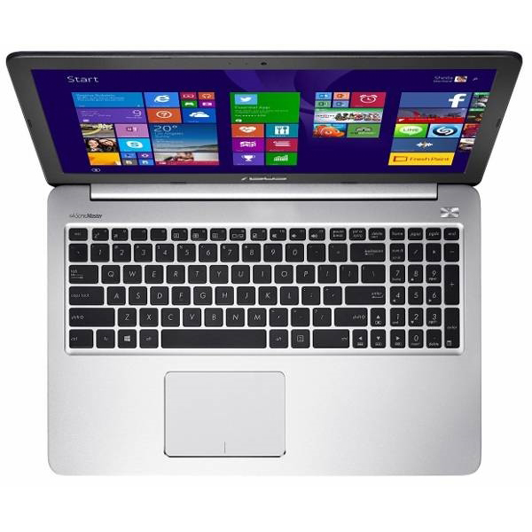 Laptop Asus A556UF-XX062T Xanh
