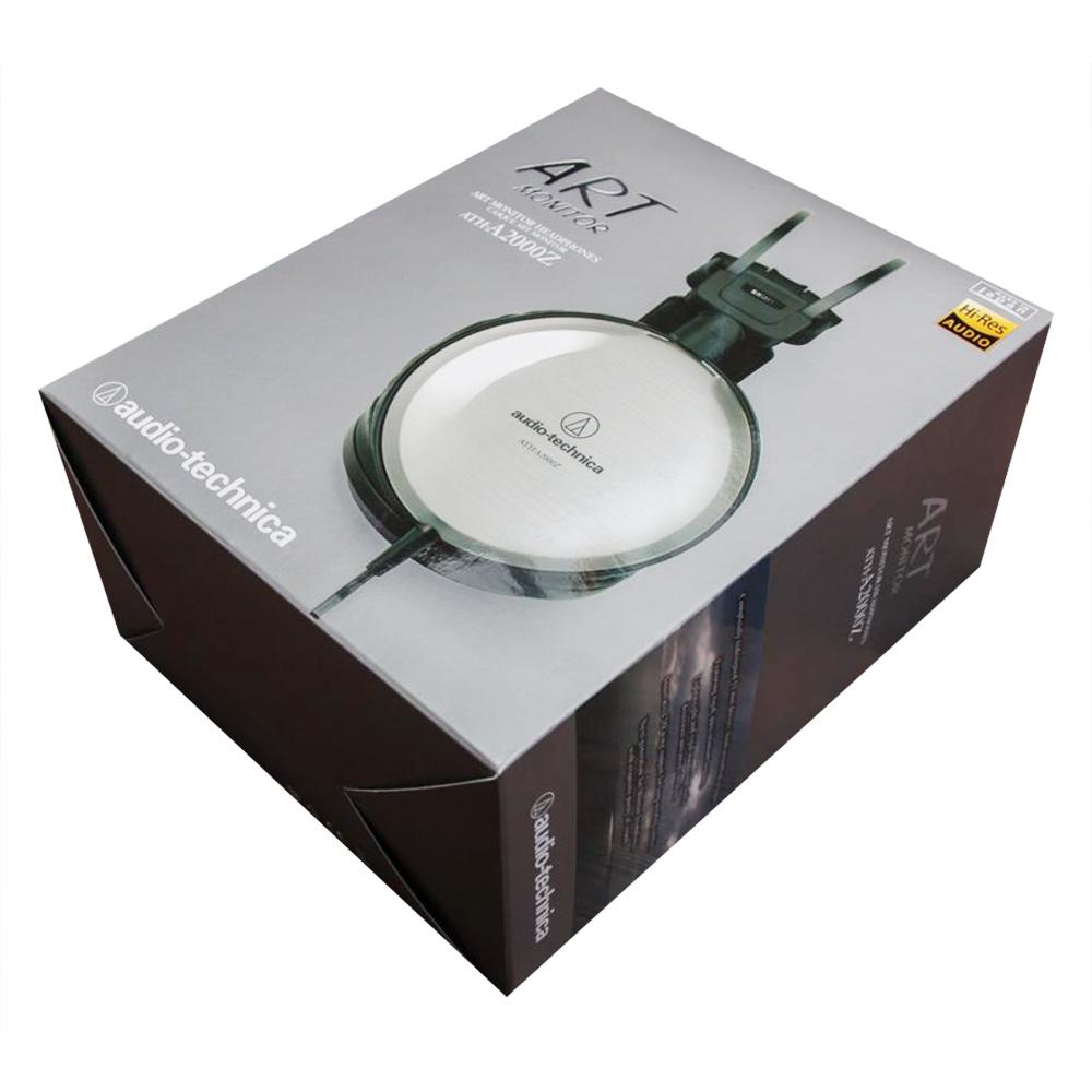 Tai Nghe Chụp Tai Audio Technica ATH-A2000Z - Hàng Chính Hãng