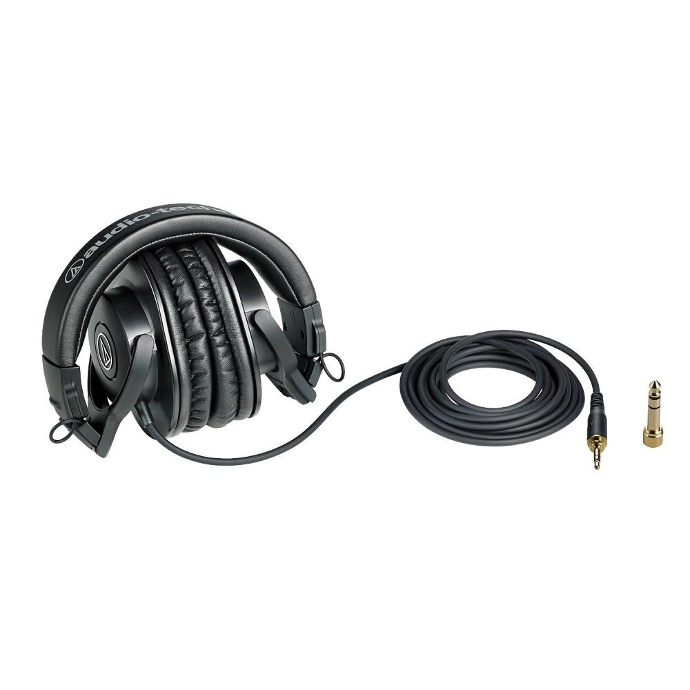 Tai Nghe Chụp Tai Audio Technica ATH-M30x - Hàng Chính Hãng