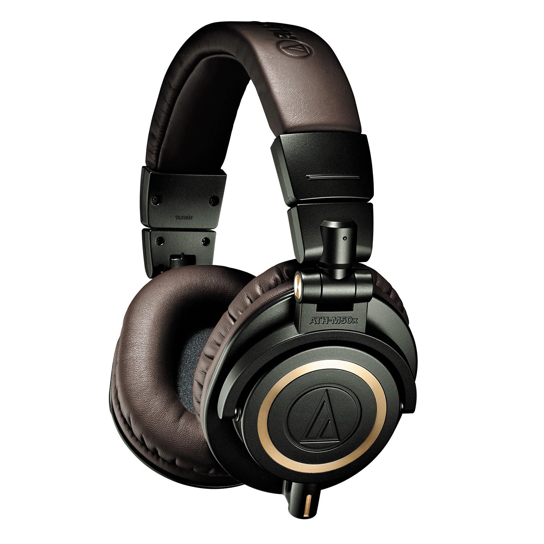 Tai Nghe Chụp Tai Audio Technica ATH-M50x DG Limited Edition - Hàng Chính Hãng