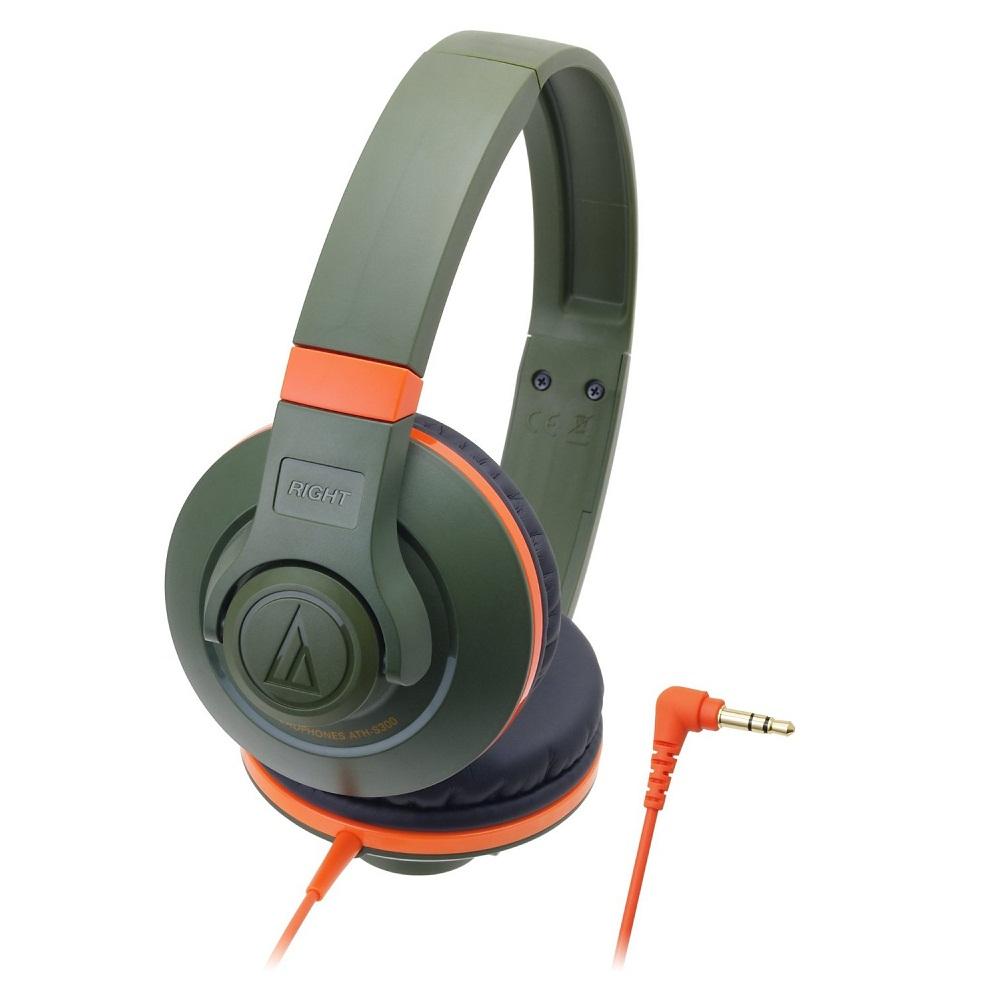 Tai Nghe AUDIO-TECHNICA ATH-S300