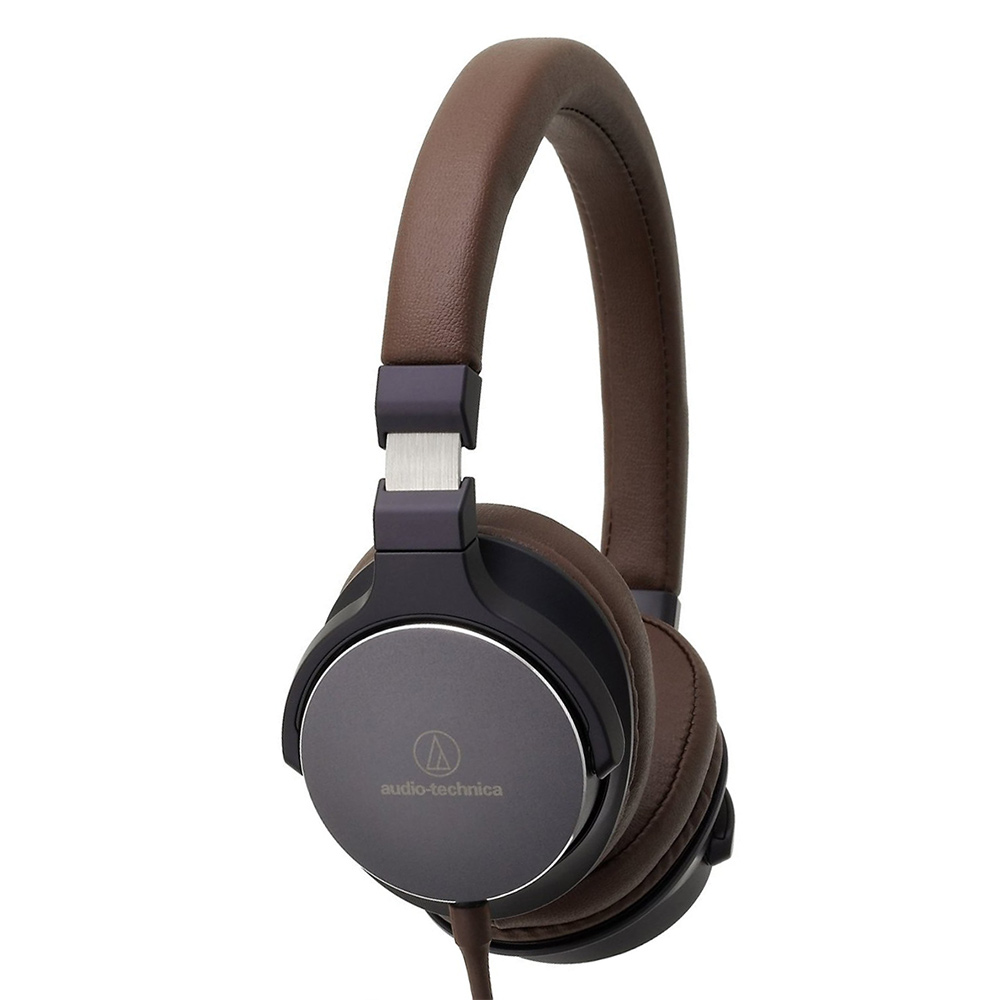 Tai Nghe Bluetooth Chụp Tai Audio Technica ATH-SR5BT - Hàng Chính Hãng