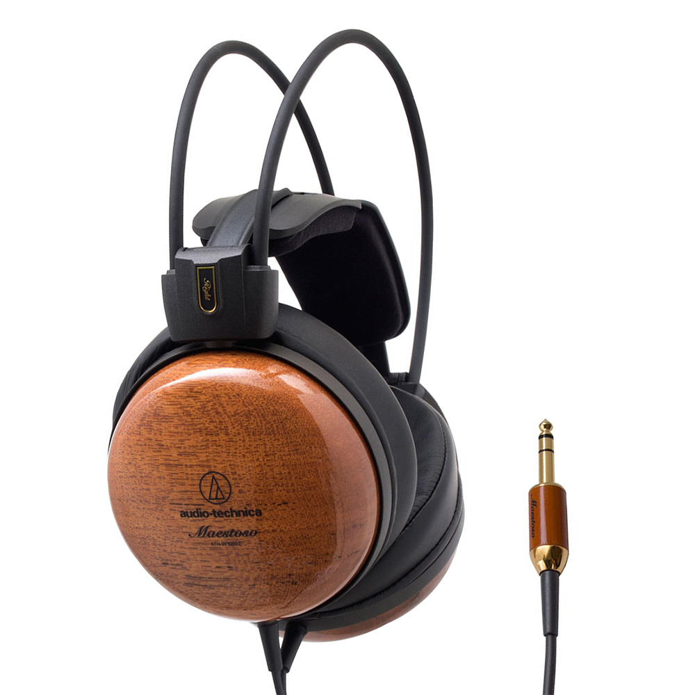 Tai Nghe Chụp Tai Audio Technica ATH-W1000Z Hi-Res - Hàng Chính Hãng