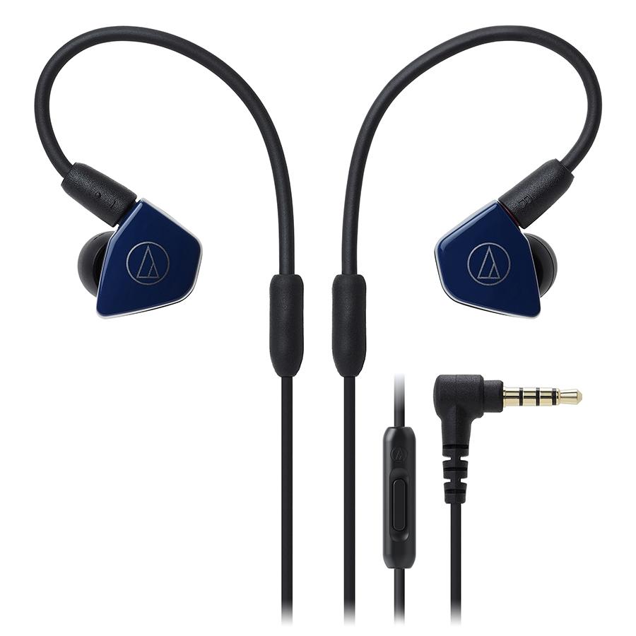 Tai Nghe Nhét Tai Audio Technica ATH-LS50iS - Hàng Chính Hãng