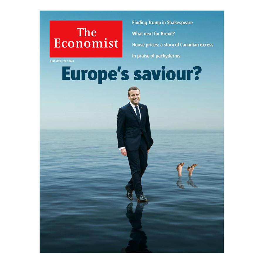 The Economist: Europes Saviour?