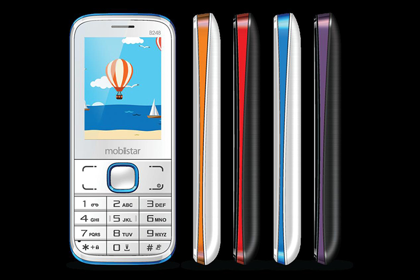 Mobiistar B248 (2 SIM)