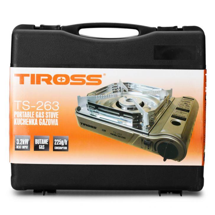 Bếp Gas Du Lịch Tiross TS263