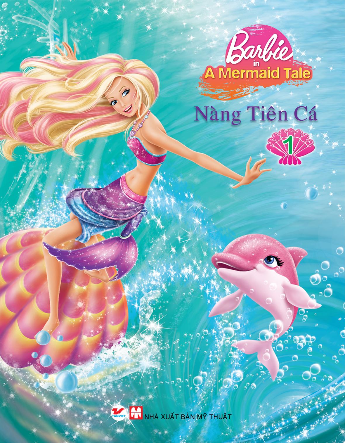 Truyện Tranh Công Chúa Barbie - Nàng Tiên Cá (Tập 1) - 9786047810079,62_102870,25000,tiki.vn,Truyen-Tranh-Cong-Chua-Barbie-Nang-Tien-Ca-Tap-1-62_102870,Truyện Tranh Công Chúa Barbie - Nàng Tiên Cá (Tập 1)