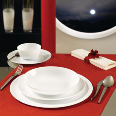 Đĩa Soup Thủy Tinh Ronda Bormioli Rocco - 22 cm
