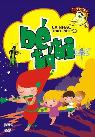 Bé Tí Ti (CD)