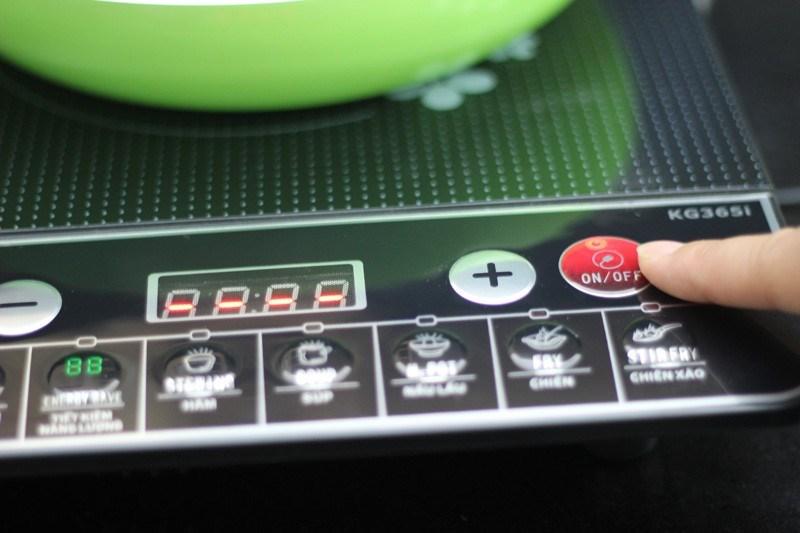 Bếp Điện Từ Kangaroo KG365I - Tặng Kèm Nổi Lẩu - Hàng chính hãng
