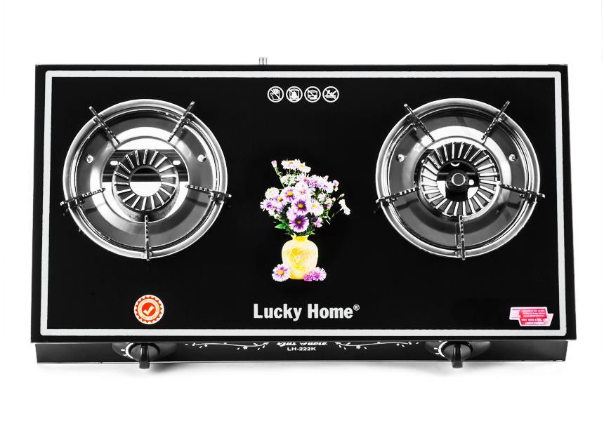 Bếp Gas LuckyHome LH-222K